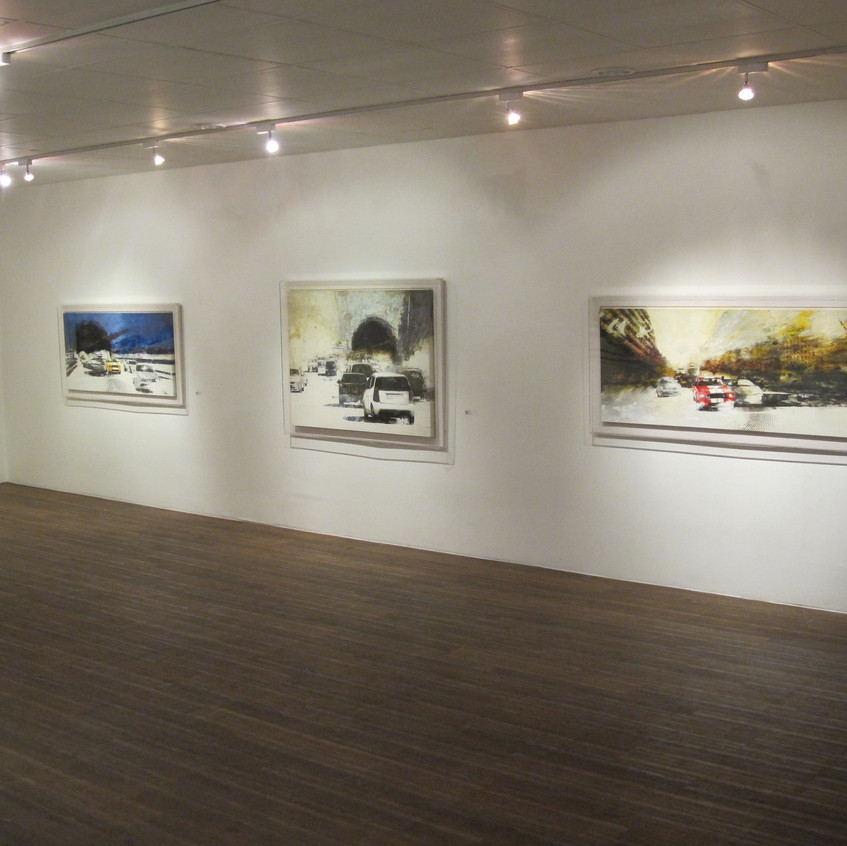 The 1st Solo Exhibition Competition