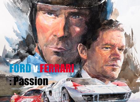 Ford v Ferrari :passion