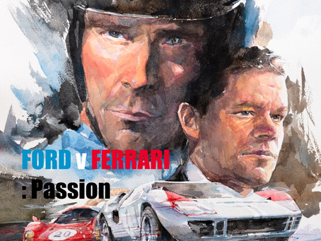 Ford v Ferrari :passion