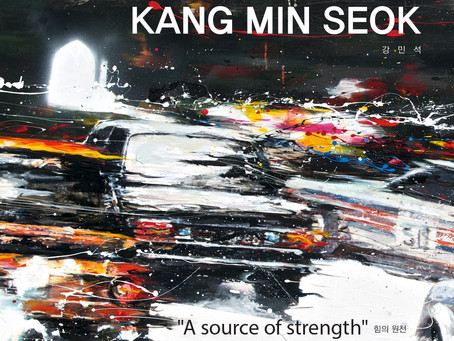 The 4th Solo Exhibition A source of strength