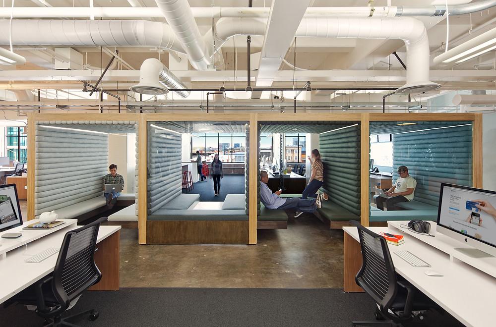 Singapore office interior design & renovation