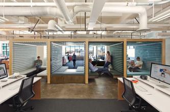 Interior design as a business leverage in corporate America