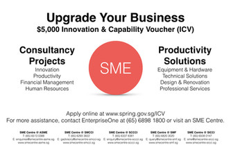 Spring Singapore offer's Renovation & Design vouchers worth $10,000 to SMEs