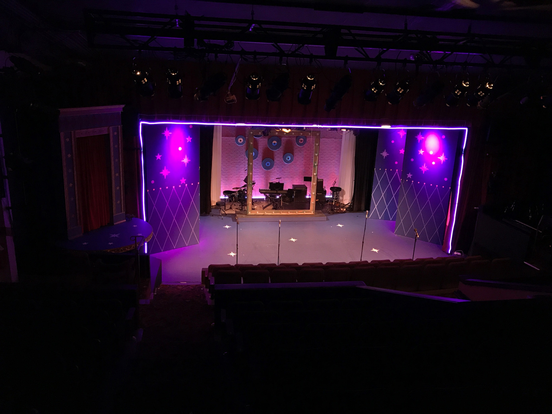 Rhino Theatre Mainstage Shows