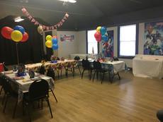 Studio Party Room
