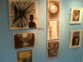 Art Work displayed in Barako