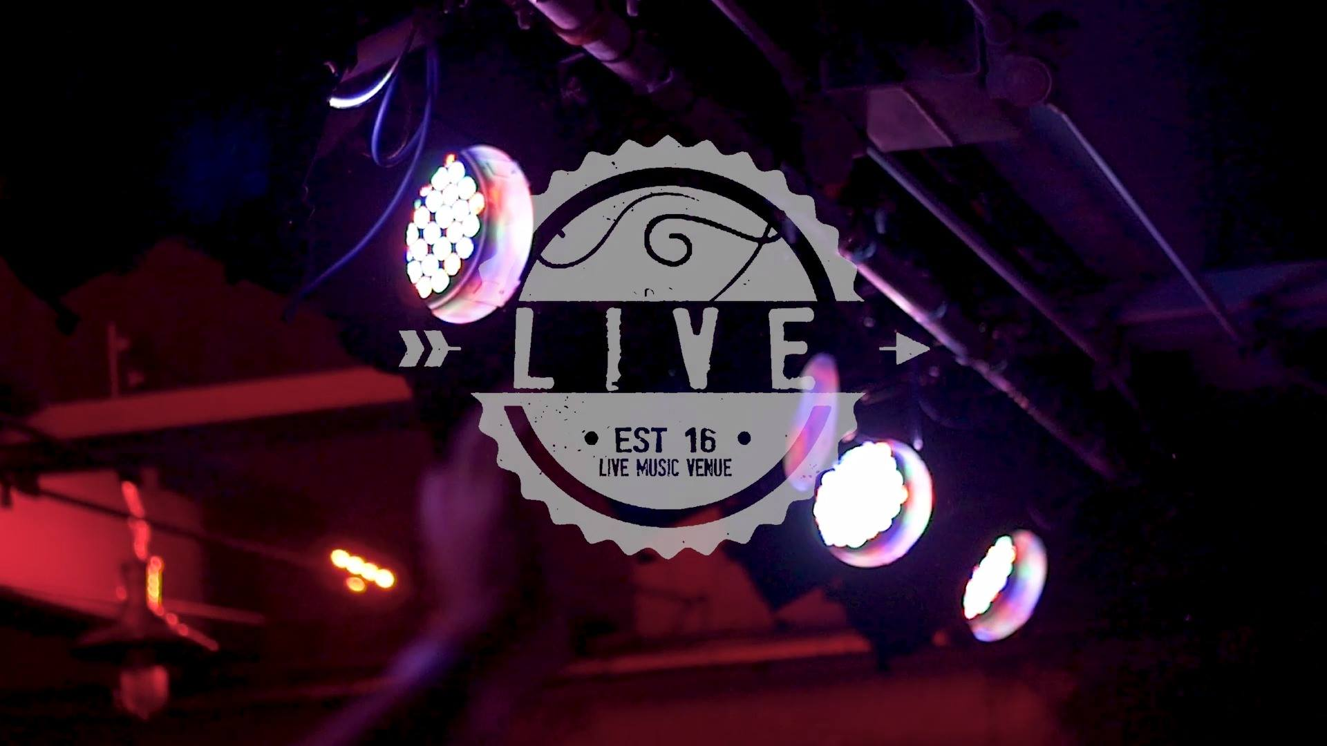 LiVE - Live Venue Promo