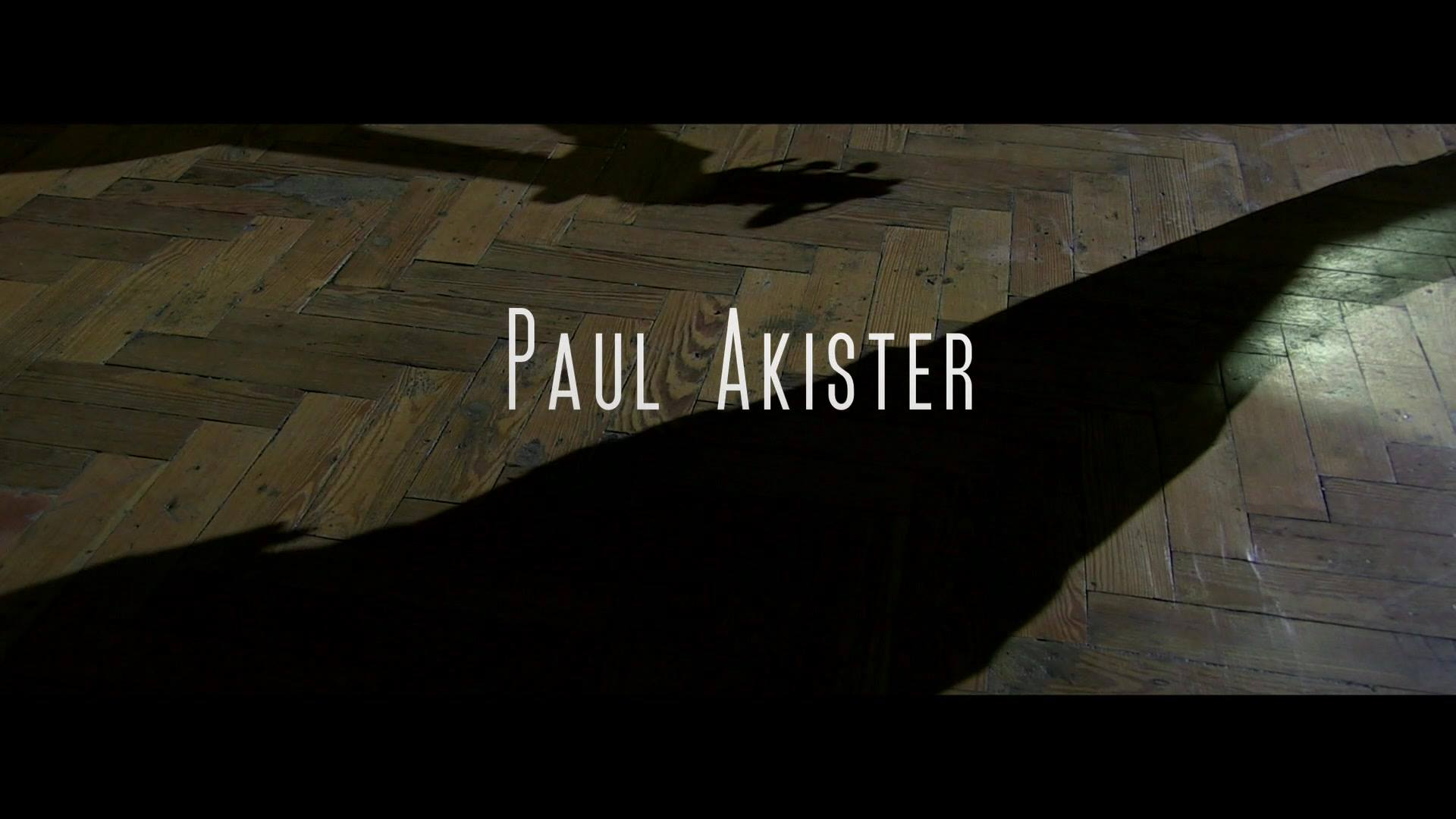 Paul Akister - I'd rather go blind (Cover)