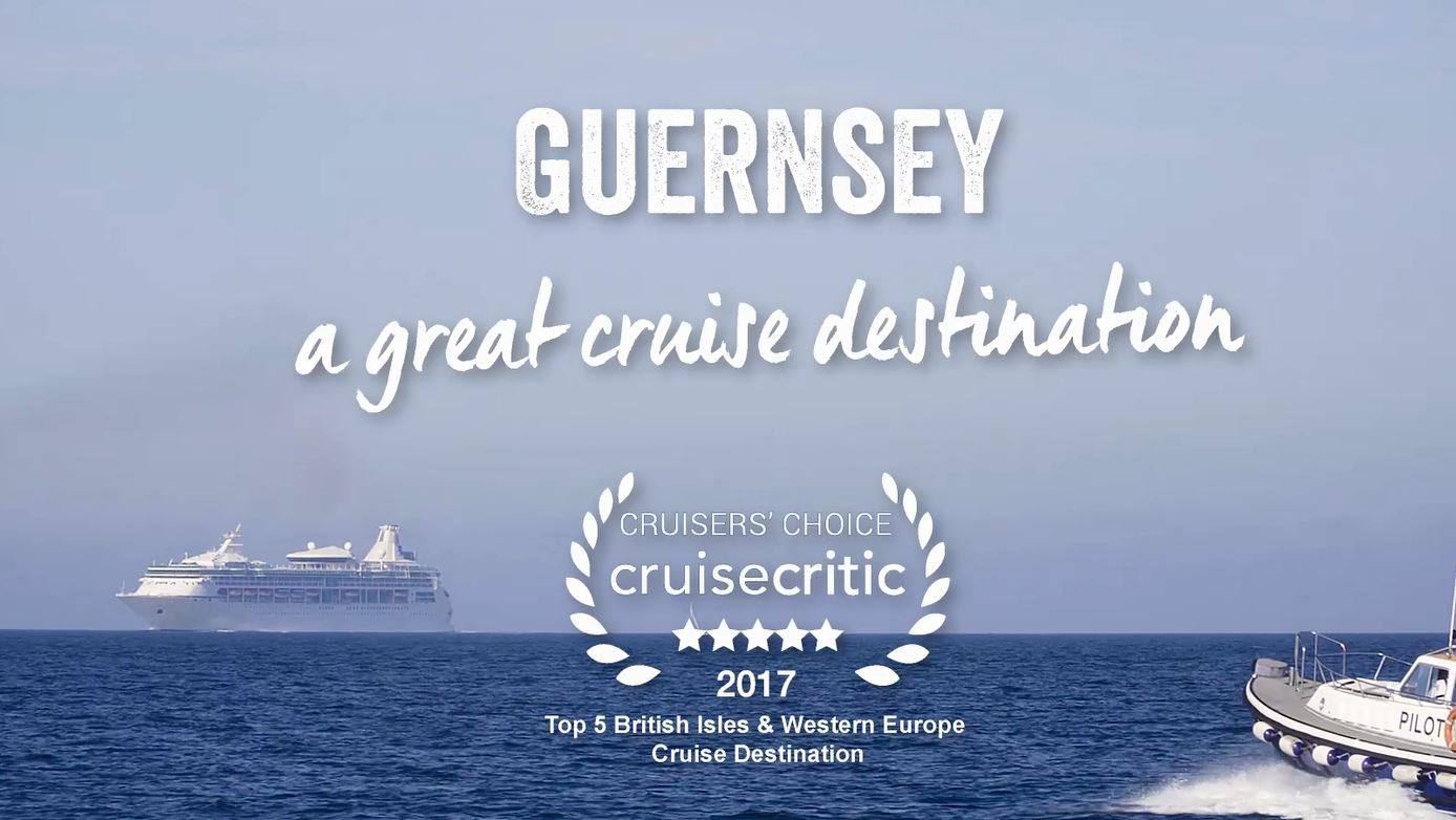 Guernsey - A Great Cruise Destination