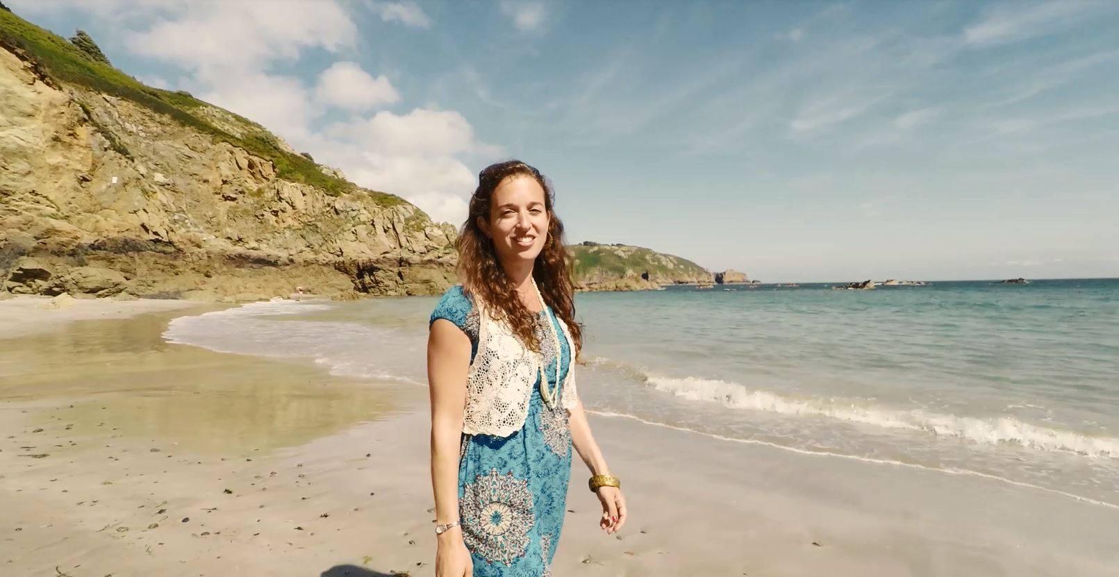 Dr Emily Grossman visits Guernsey!