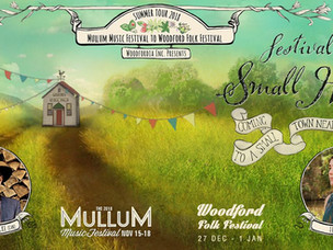 Festival of Small Halls returns to Yeppoon in Dec 18