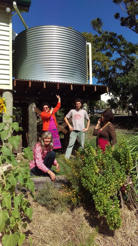 Community Garden and Outdoor Space