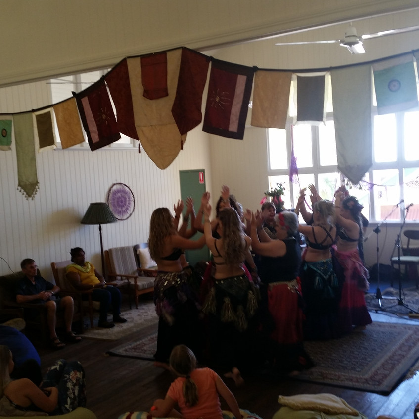 Sha'Waza Dance Troupe
