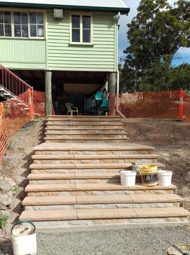 Sandstone Steps -KBSC/LSC community grant