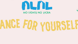 No lights no Lycra - New to the hall!
