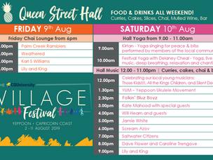 Chai Lounge - Village Festival Program