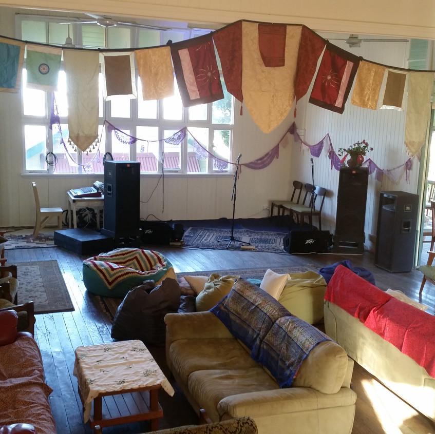 Queen Street Hall 'Chai Lounge'