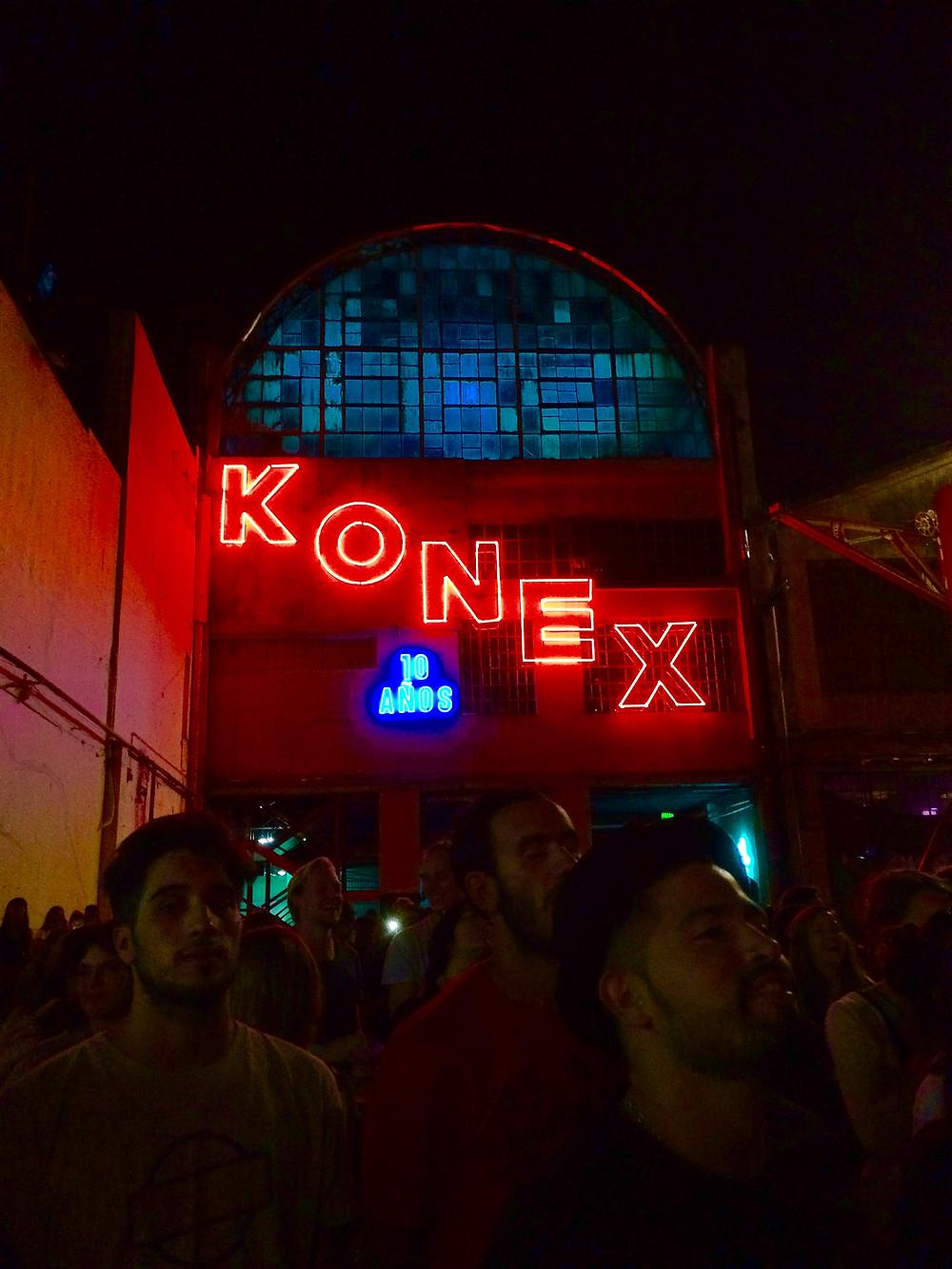 Ciudad Cultural Kotex, Buenos Aires