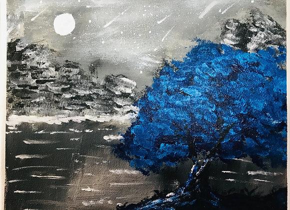 Blue Hope- Espoir bleu