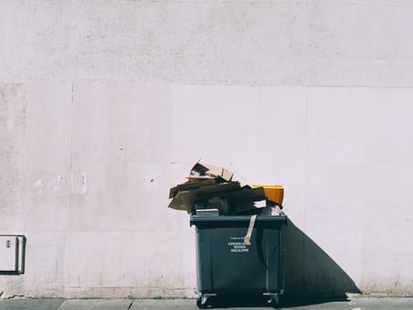Como ser mais sustentável? 5 passos simples para viajar e viver produzindo menos lixo!
