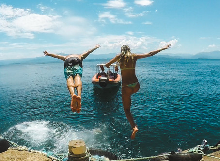 Viagem Surpresa para Ilha Grande, você teria coragem?