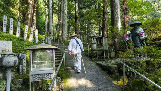 Caminho da Vida, Shikoku, Japão