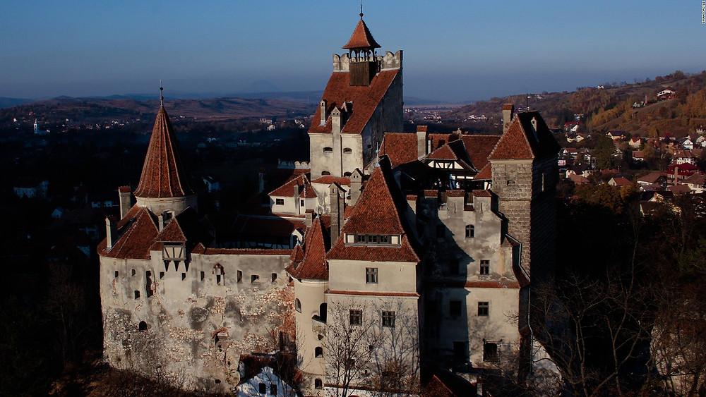 Castelo do Drácula, Romênia