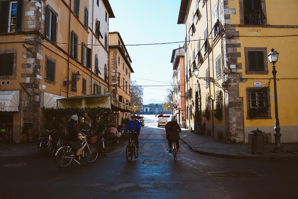 #bike #bicicletas #lucca #italia