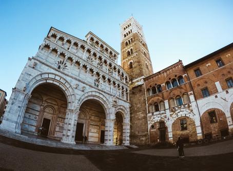 Conheça a cidade medieval Lucca e descubra tudo sobre a Torre de Pisa - Dicas da Itália!
