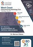 IR Management of Critical Limb Ischemia