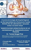 MANIFESTACIONES DERMATOLÓGICAS DE LAS ENFERMEDADES DE TRANSMISIÓN SEXUAL