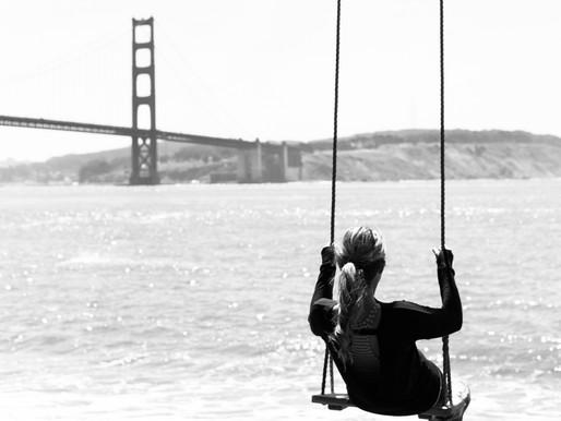 Kirby Cove Swing - San Francisco