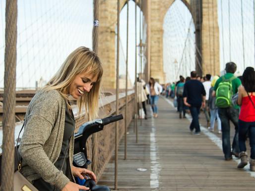 Bike the Brooklyn Bridge
