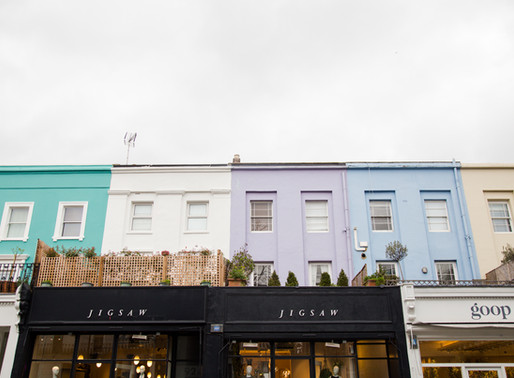 Houses of Notting Hill