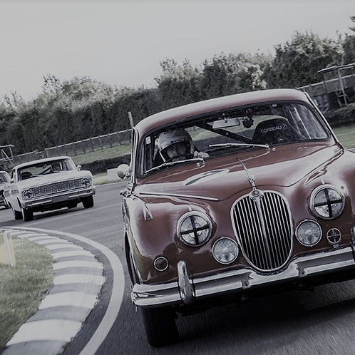 Classic Car Trackday - 10th August 2020