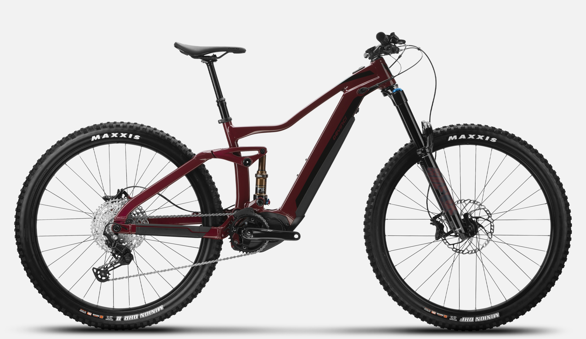 All Mountain E-bike DC Deore 12s PoweRed