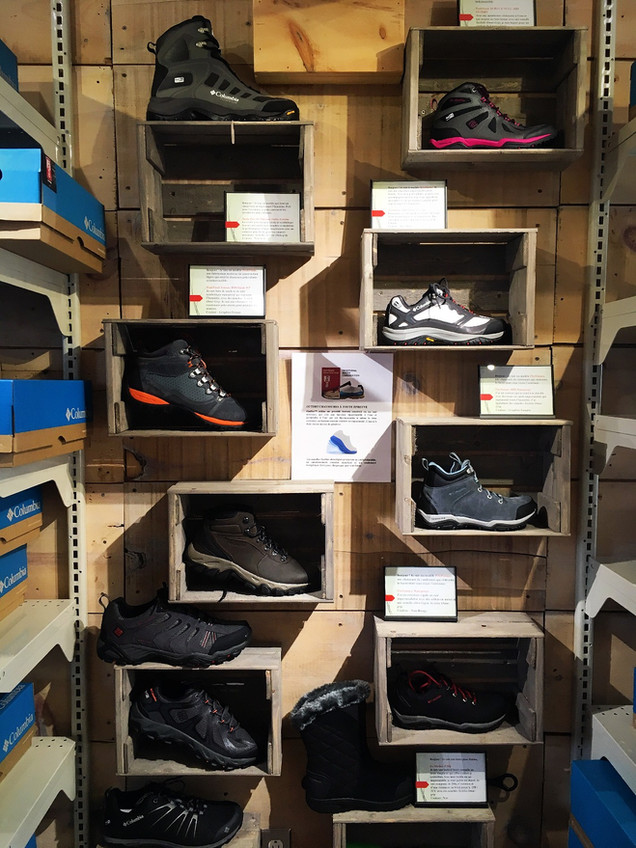 Chaussures de randonnée Columbia