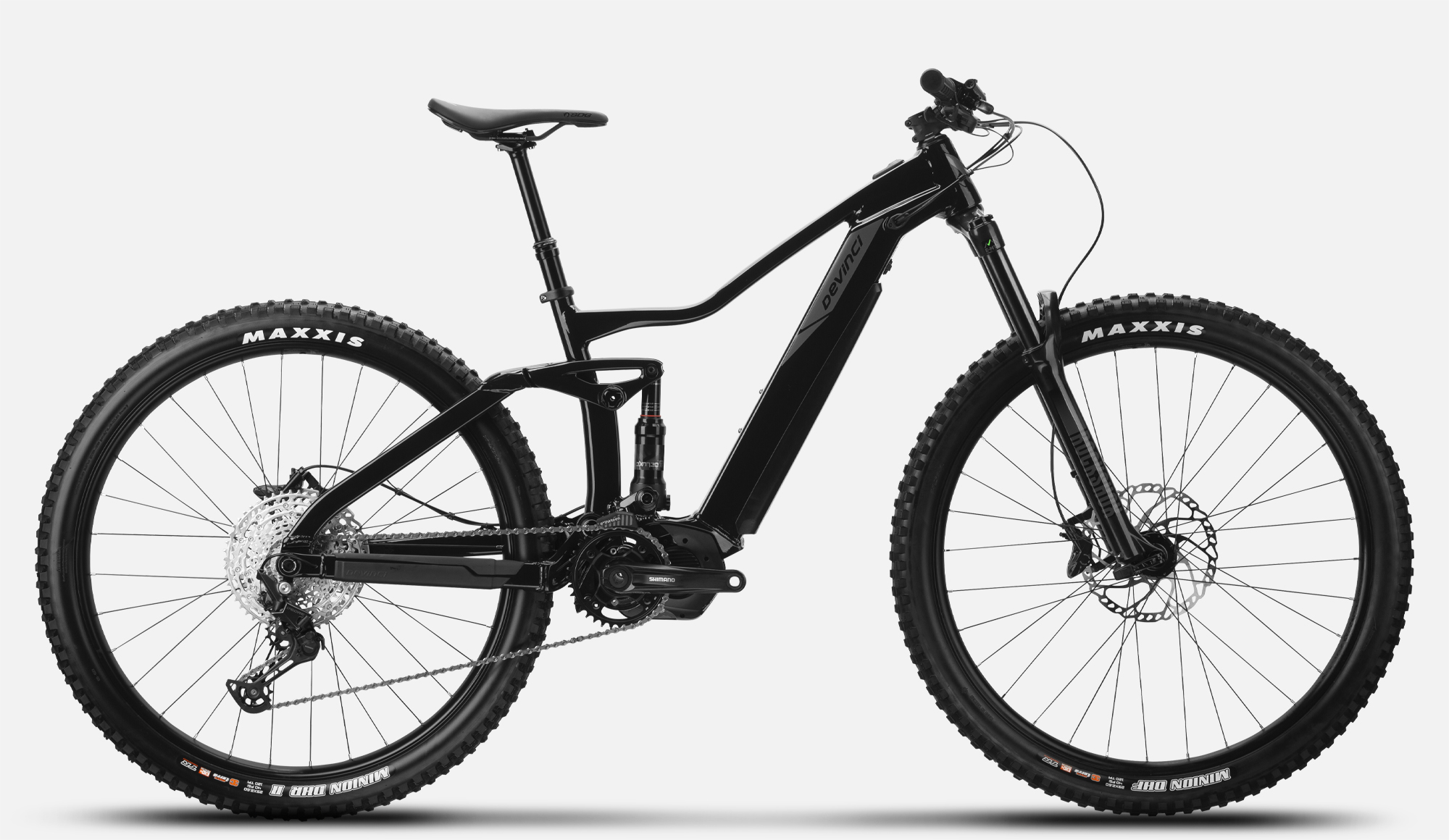 Trail E-bike EP Deore 12s Black Edition.