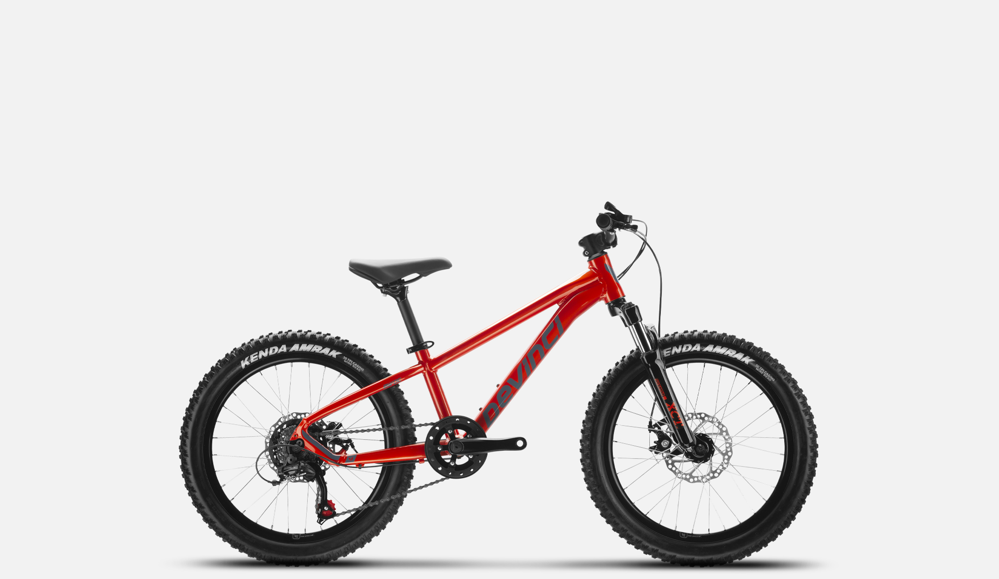 "Junior MTB Ewoc 20"" Red Wanda"