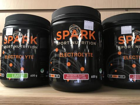 Électrolytes pour vous aider dans vos performances! Produit 100% Québécois