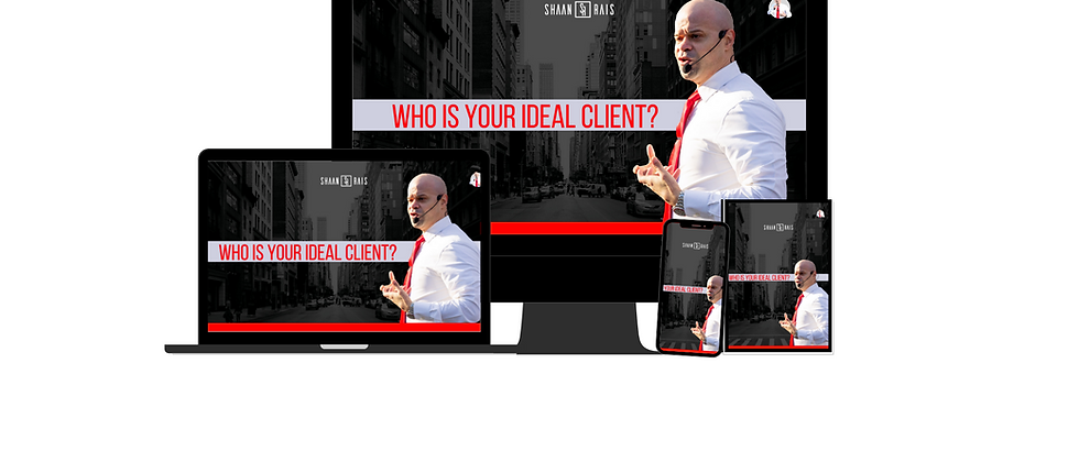 Who's Your Ideal Client