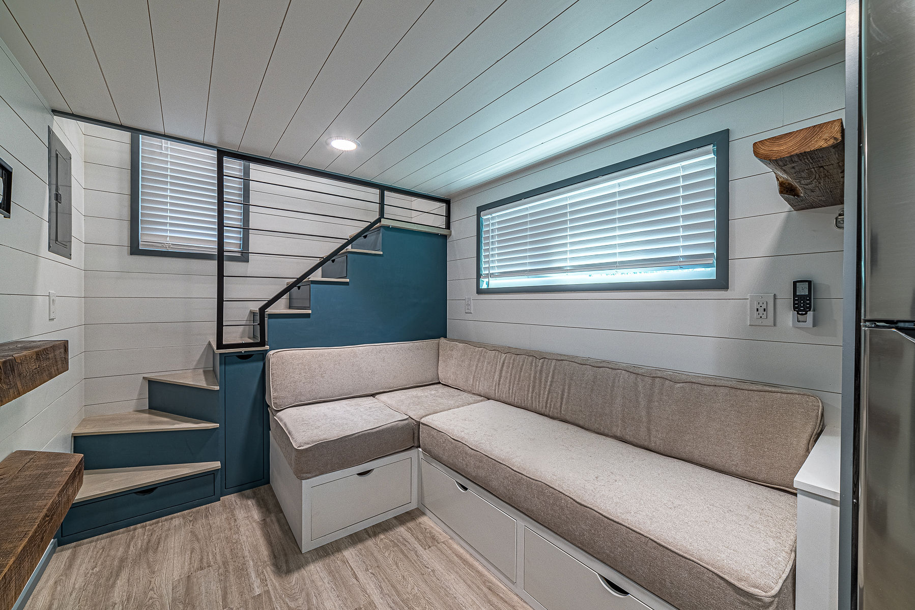 Luxury Tiny Homes United States Movable Roots