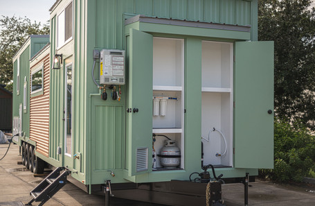 Tiny Homes Front Storage open.jpg