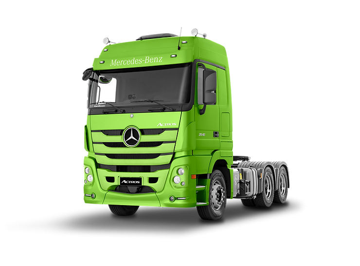 Mercedes-Benz caminhão Actros