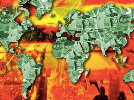 The world's finances are looking quite frightening right now – here's how you can understand what's
