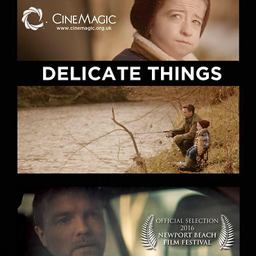 Delicate Things directed by Patrick Maxwell