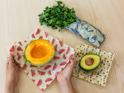 Five Earth-friendly ways to store your food