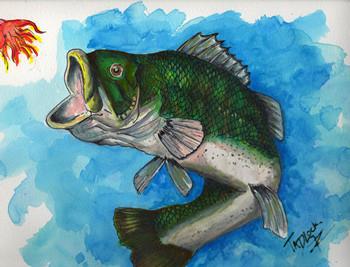 TNArtist-Brett-Tadlock-Wide-Mouth-Bass-Acrylic-Oil-Paintings.jpg