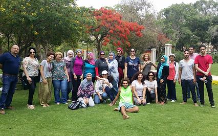 Meditation Cairo Merylland - Maisaraife