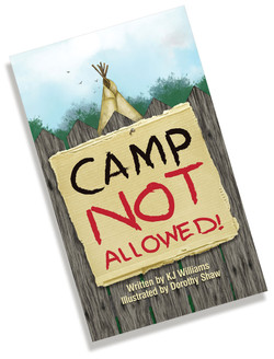 Camp Not Allowed Cover